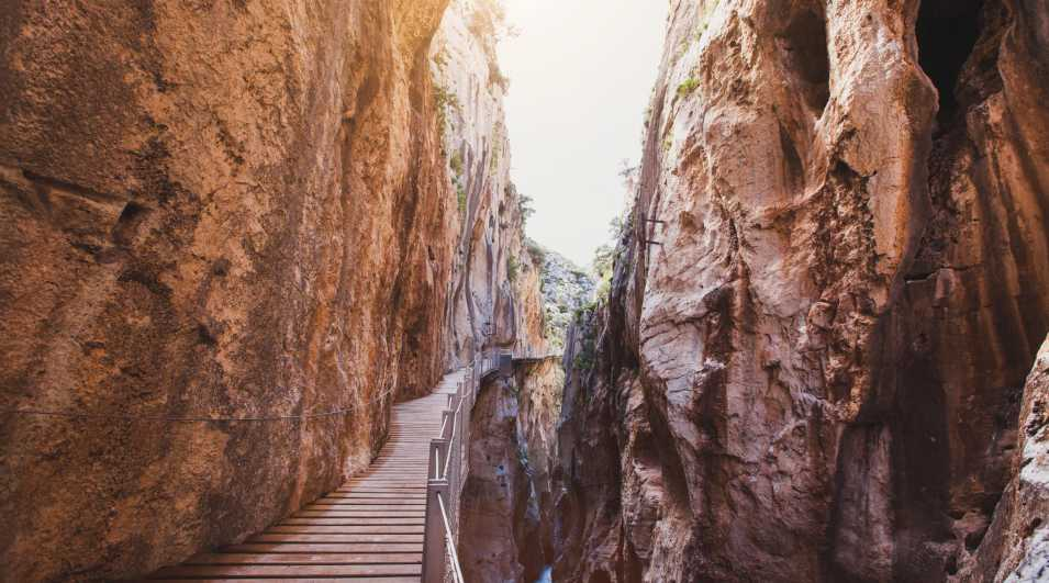 Caminito del Rey in Spain Caminito del Rey hiking route, El Chorro, Malaga, Spain By: anyaberkut
